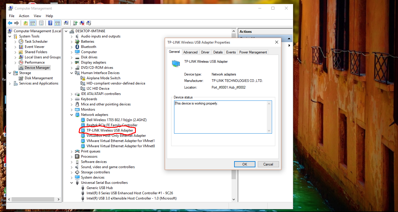How to connect external Wifi Adapter on Vmware or Virtualbox