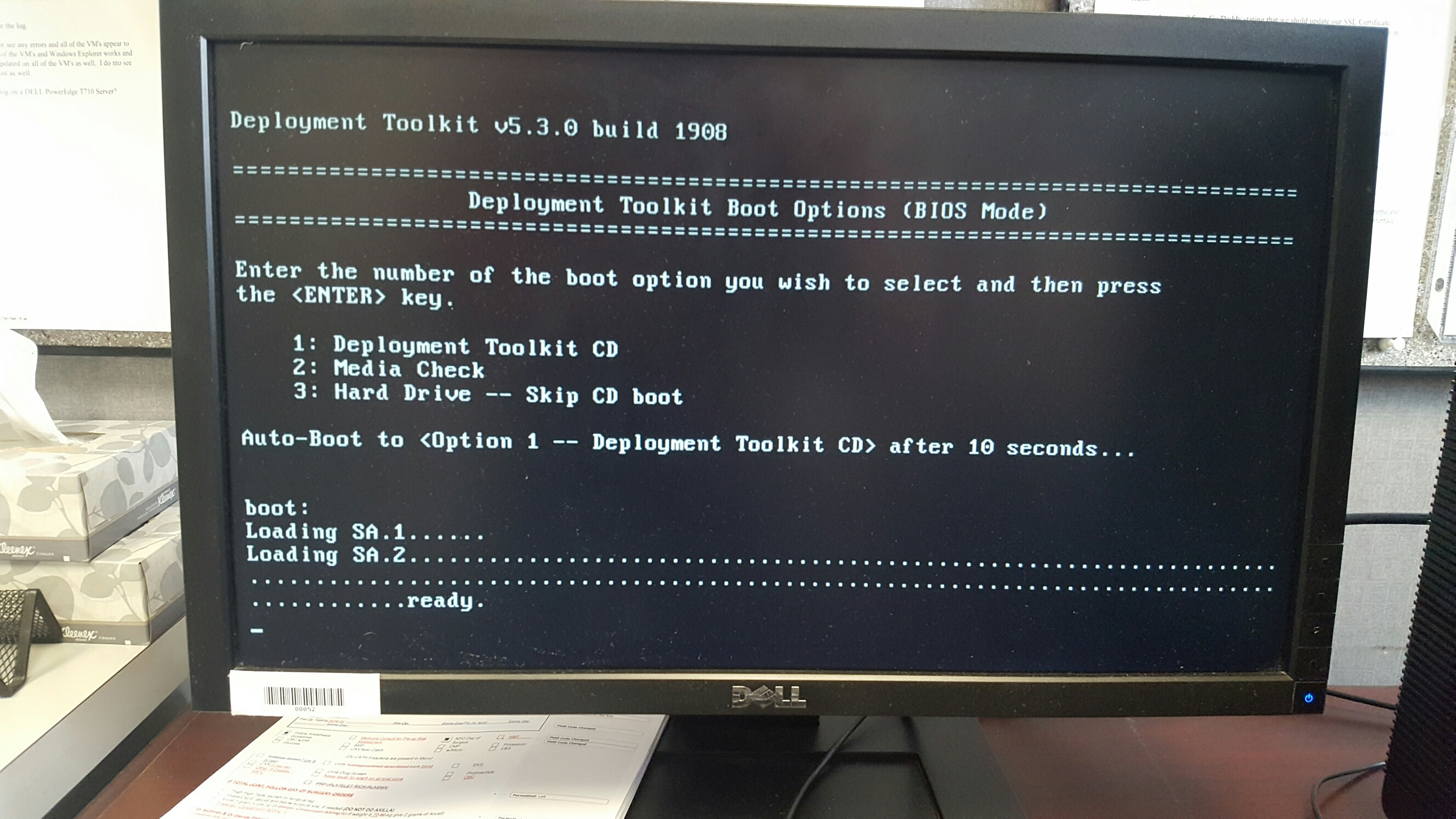 can you customize the Dell Firmware update for ESXi host