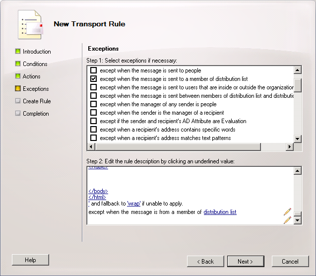 How to manage email signatures on Exchange Server 2010