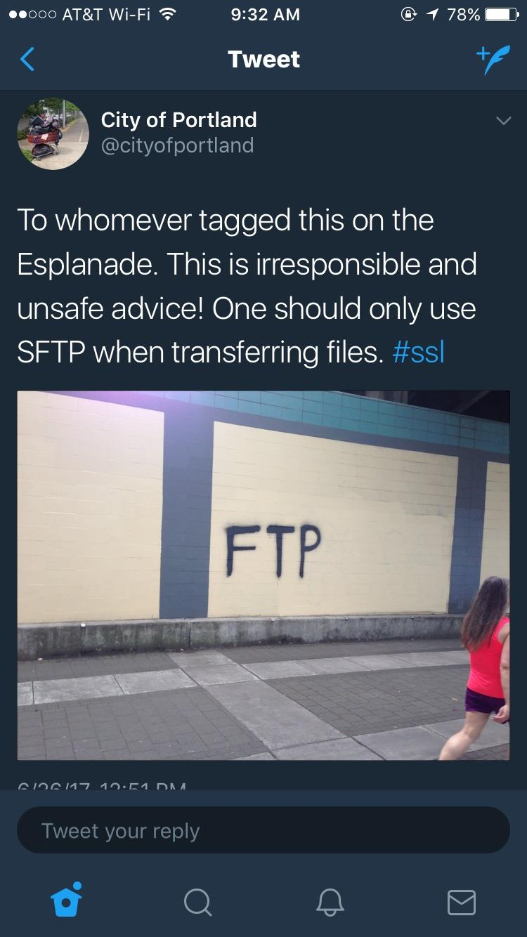 ftpsecurity