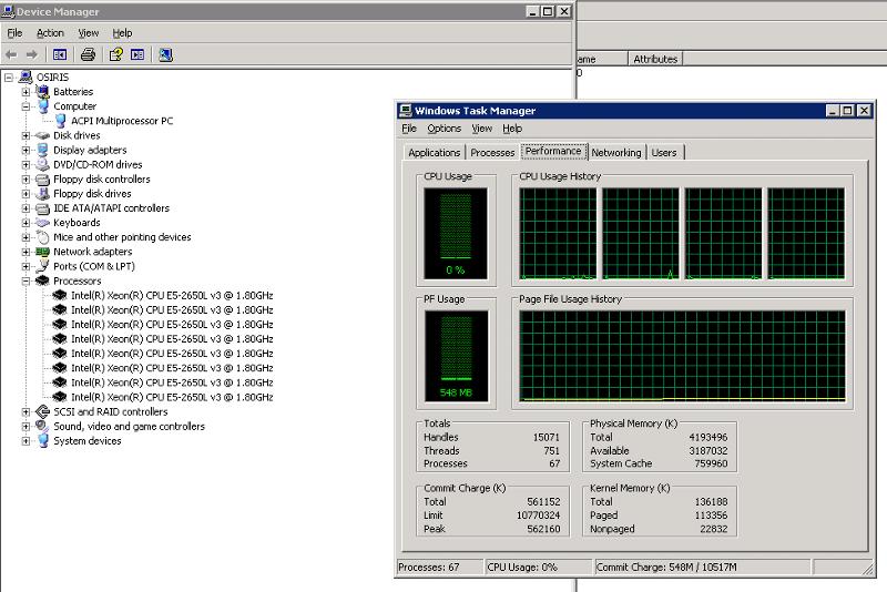 CPU Missing