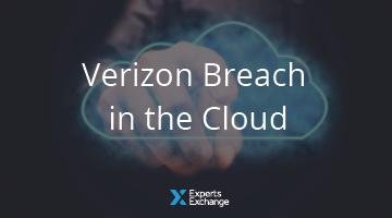 Verizon Cloud Breach