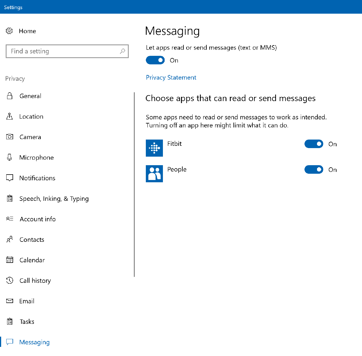 how to connect phone number to message on windows 10