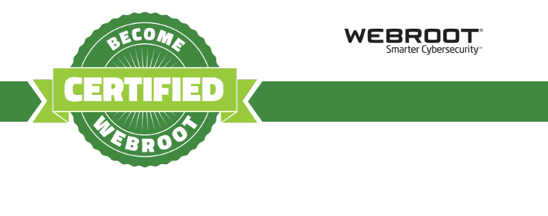 Webroot Certification Program