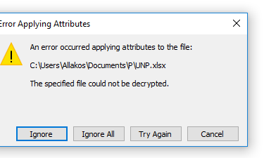 ERROR-DECRYPTING-FILE