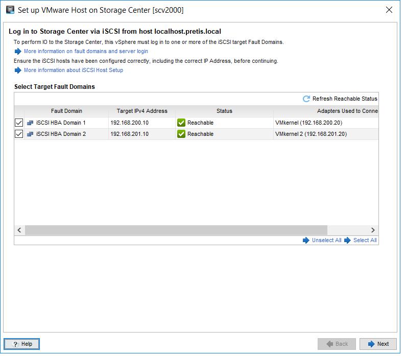 VMware + Dell Storage issue