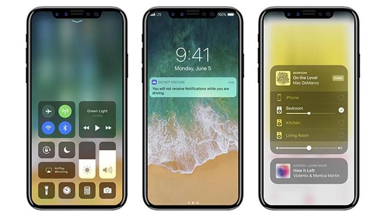 How probably Iphone 8 will be from rumors
