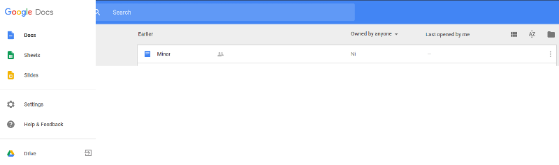 Google Docs - How to upload etc.