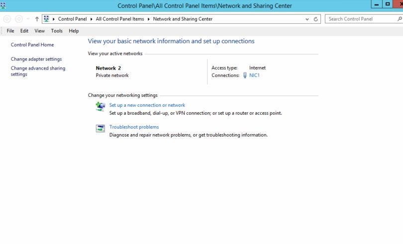 how to add hamachi to private profile windows 10