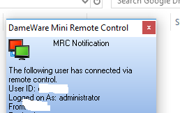 DAMEWARE-MRC-NOTIFICATION