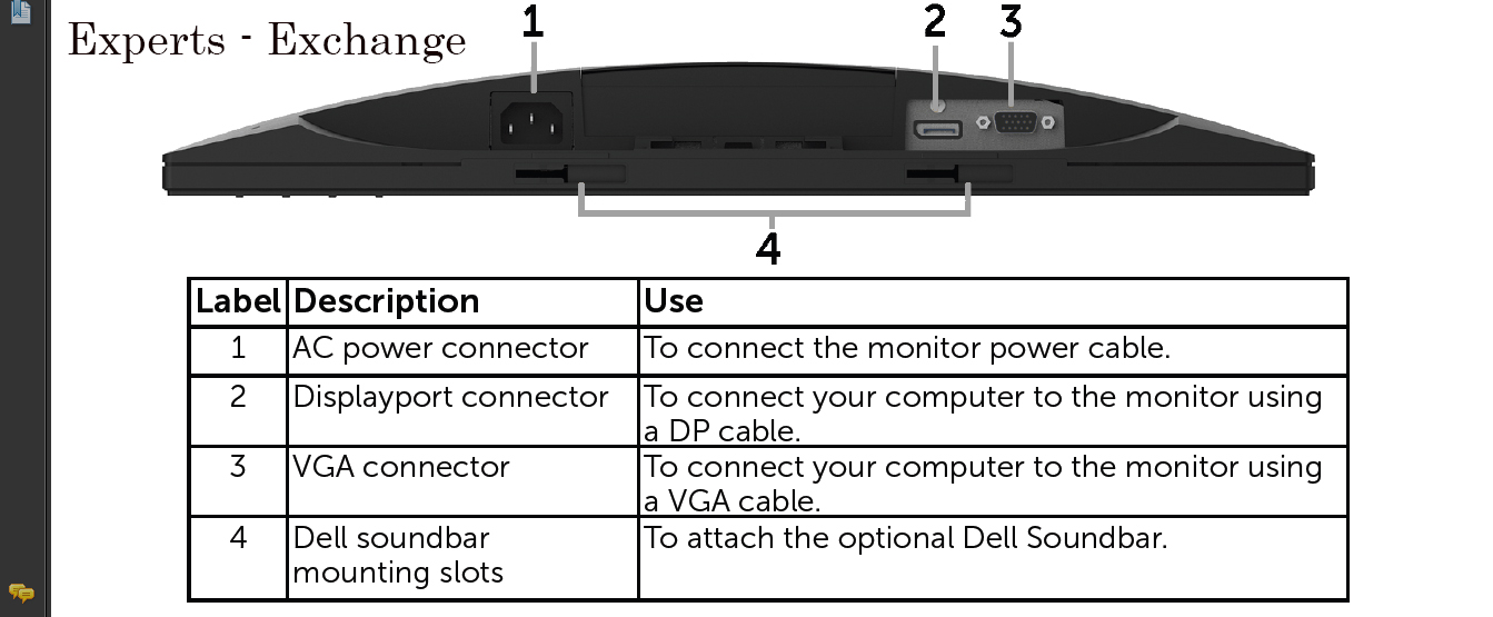 Can't get 2nd monitor to be recognized by Dell Optiplex 3050