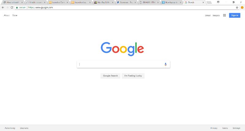 website browse