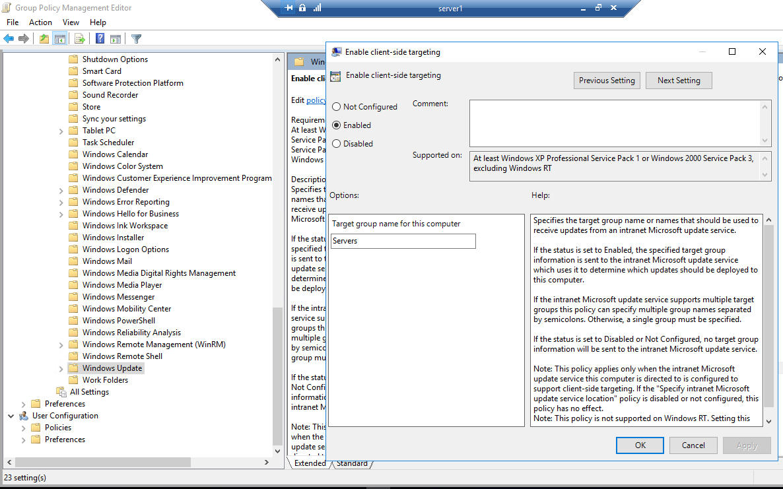 Microsoft Legacy OS Articles