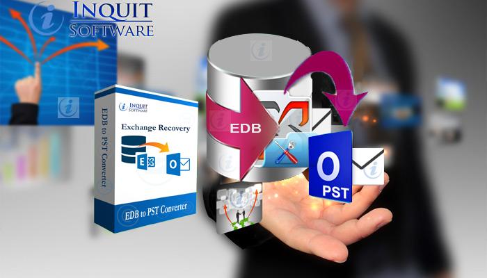 Exchange EDB to PST Software