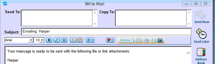 Cannot send pictures in aol email capture1g publicscrutiny Choice Image