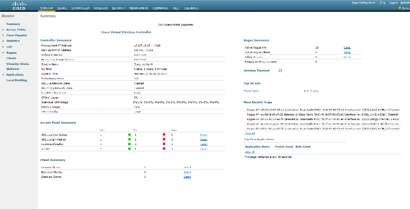 Cisco Virtual WLC License