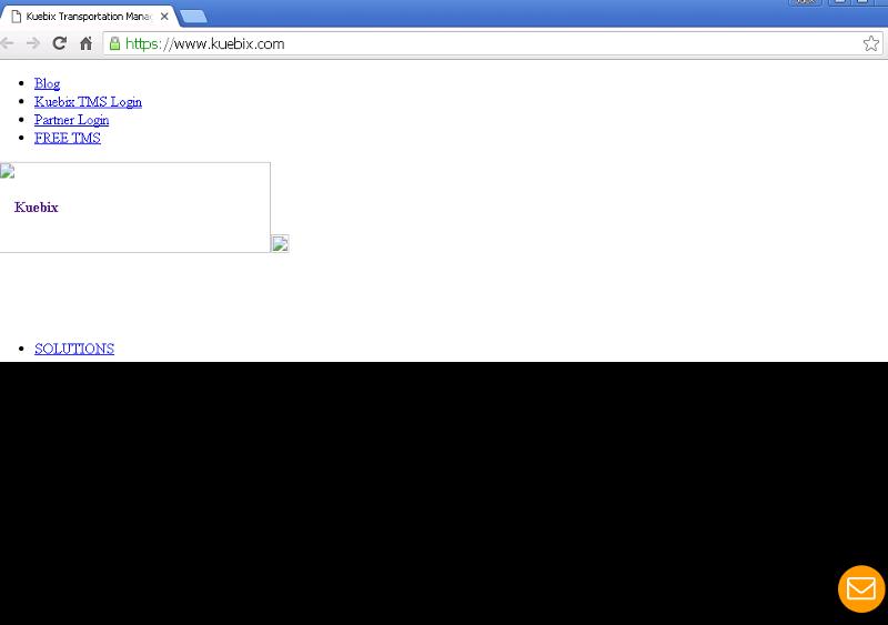 Kuebix Home Page