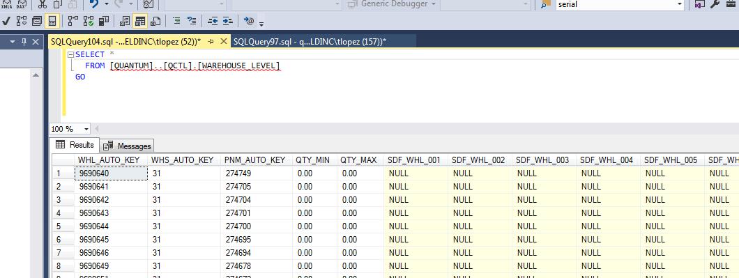 Cannot update linked Server in SQl Server