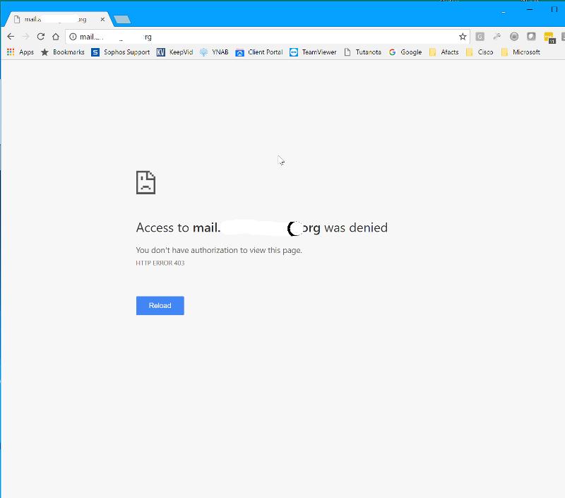 mailerror