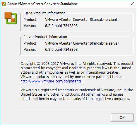 HOW TO: P2V, V2V for FREE - VMware vCenter Converter Standalone 6 2