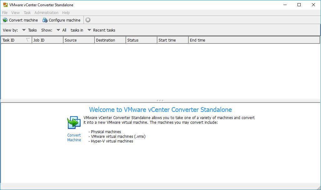 HOW TO: P2V, V2V for FREE - VMware vCenter Converter