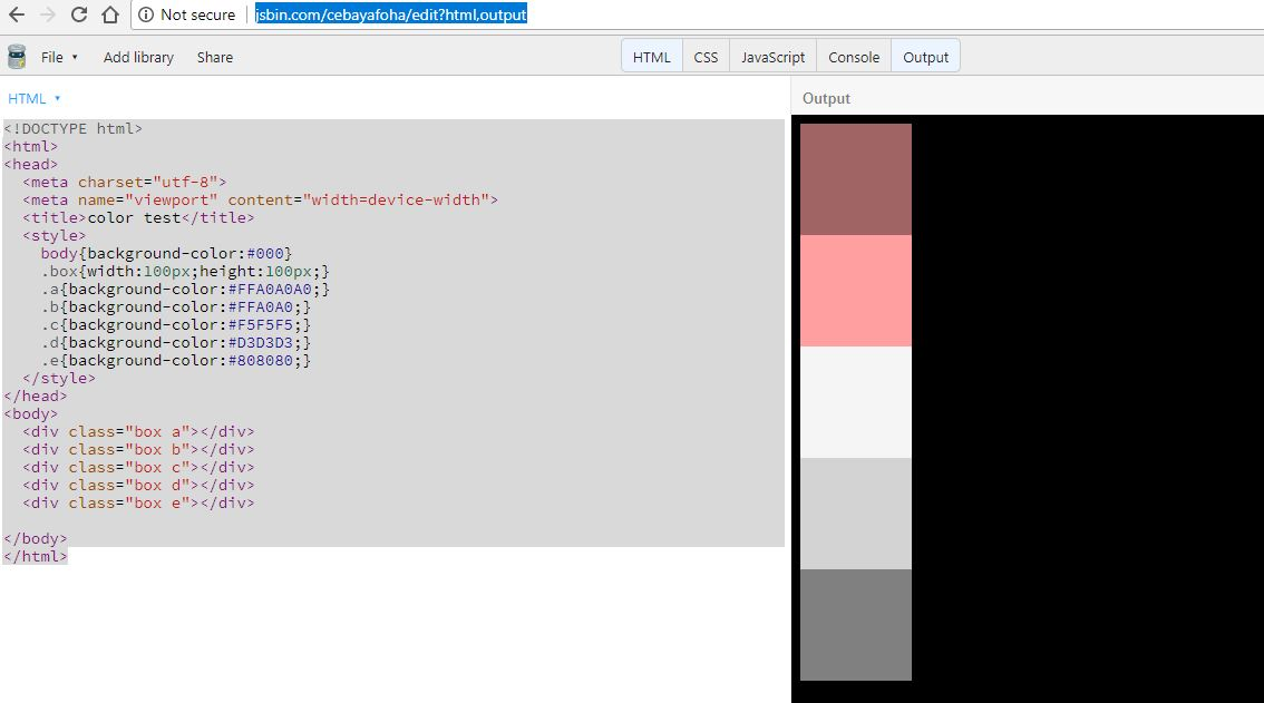 SOLUTION] PHP Spreadsheet color codes
