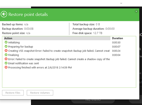 Veeam-VSS-Backup-Errors