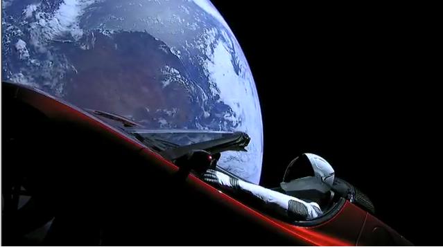 Go Starman, Go
