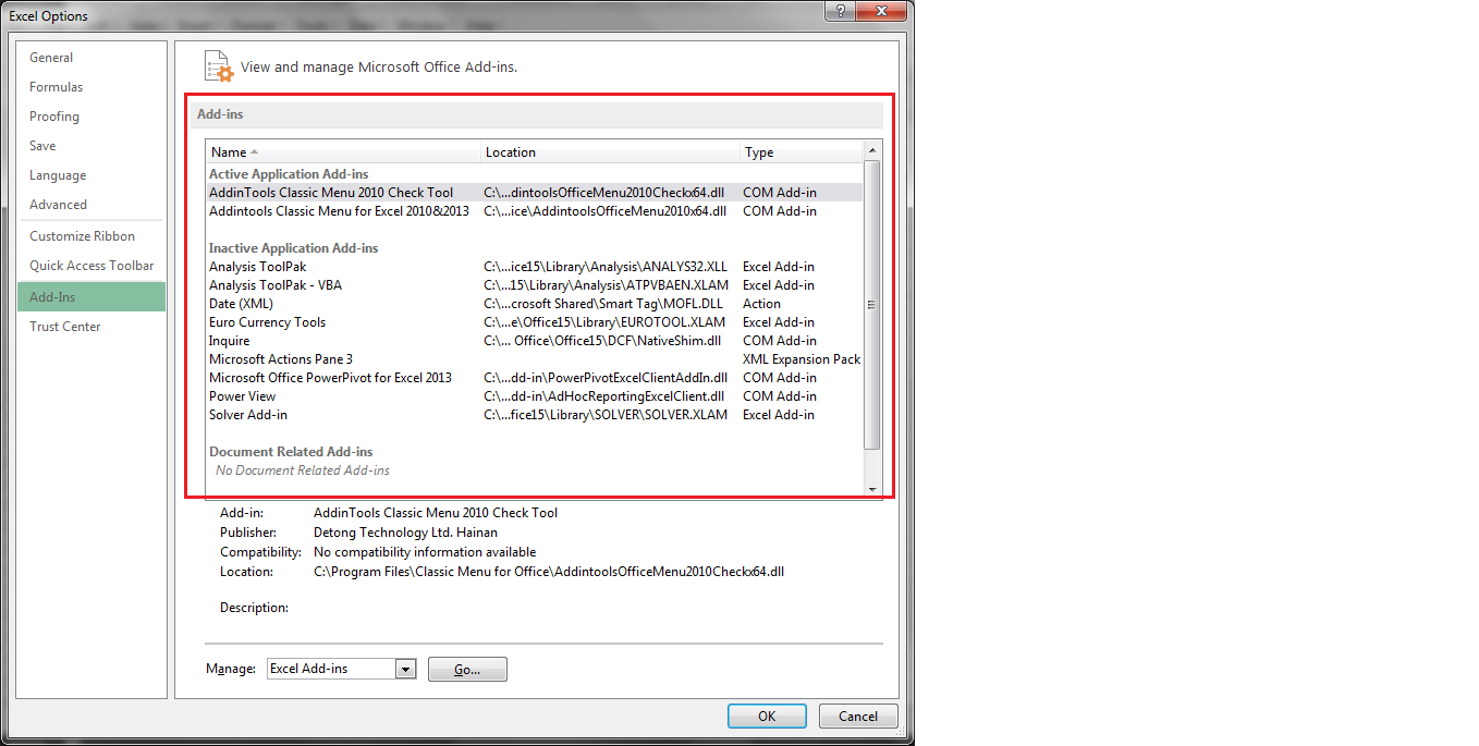 mengatasi there was a problem sending the command to the program word 2007 windows 7