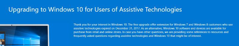 Windows 10 Message