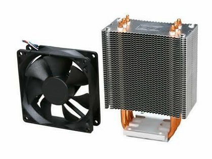 Heat pipe cooler