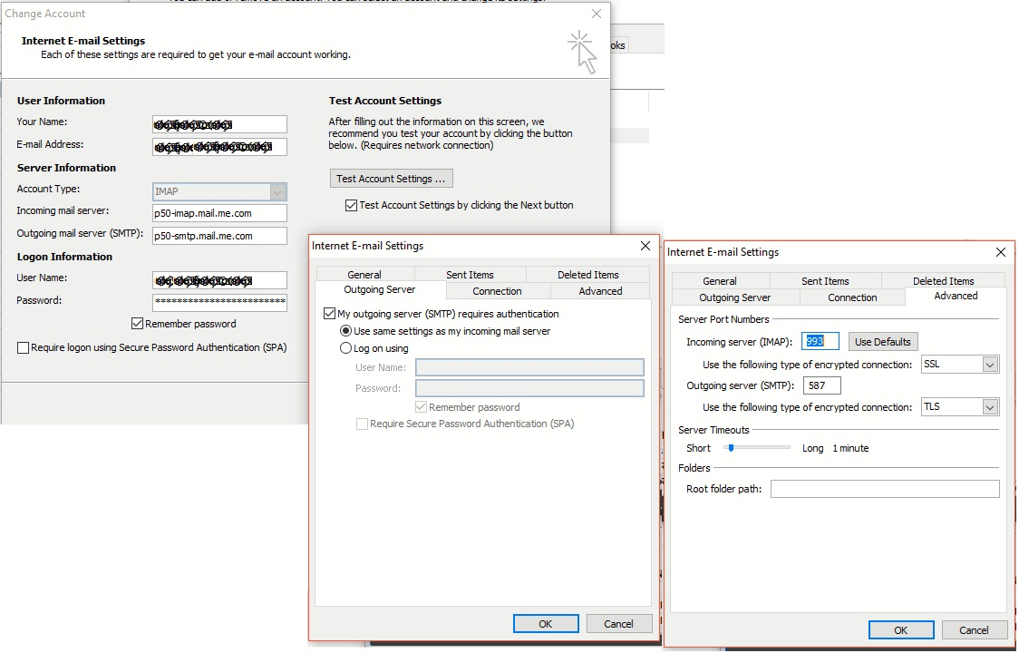 Outlook 2010 started receiving old emails