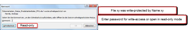 suppress dialog box