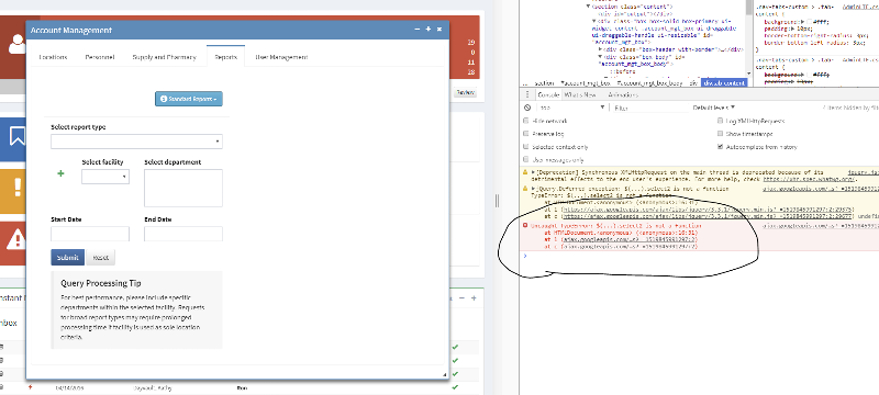 reports_admin.php screenshot