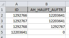 query result 2