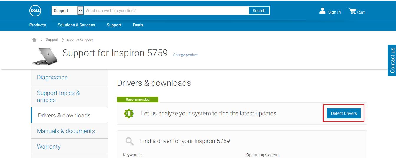 acpi msft0101 driver windows 7 64 bit
