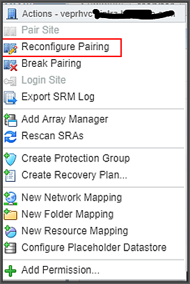 HOW TO: Validate the HP 3PAR SRA Software certificate in Site
