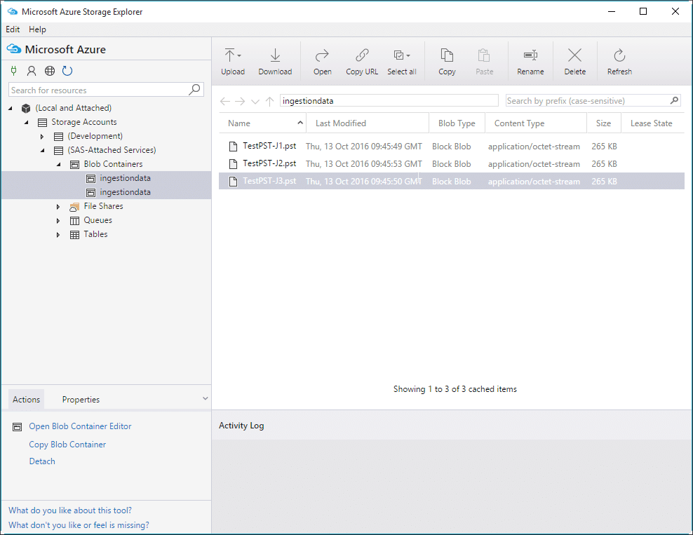 Import PST to Office 365 – Network Upload Method