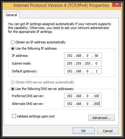 Configure external lookups on Exchange 2013/2016