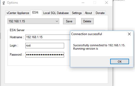 Configuration Backup