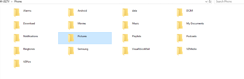 Where is video folder?