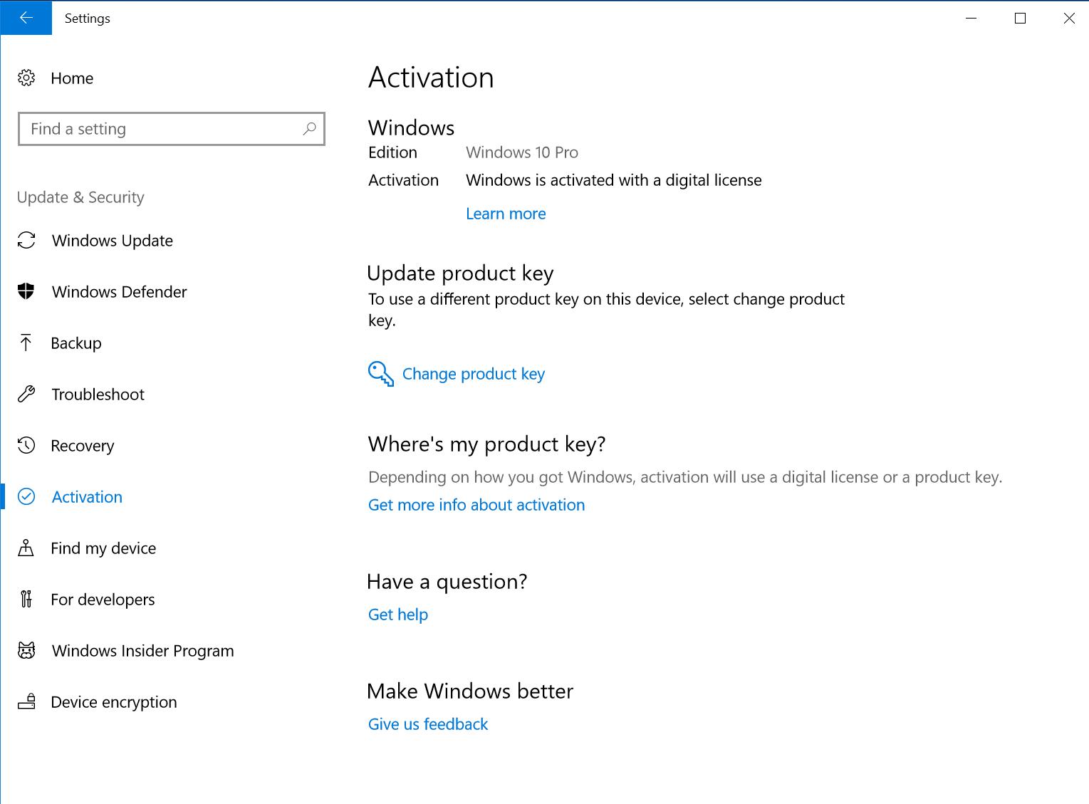 How do you install windows 10 enterprise e3 after assigning a w103g ccuart Choice Image
