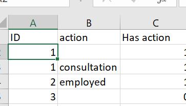 Excel-description