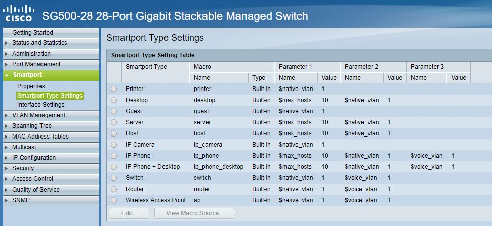 Cisco Voice VLAN mismatch warnings