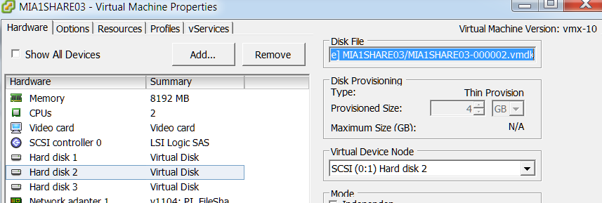 Cant consolidate snapshots due to insufficient Disk Space!