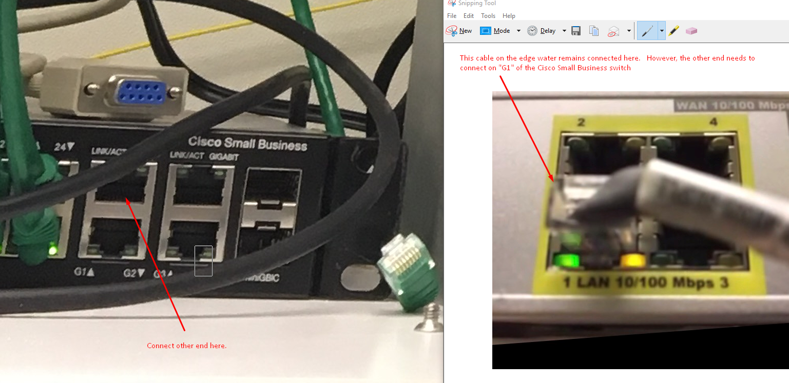 Necessary Should Be Connected To Cisco Catalyst 2960 Series Switch
