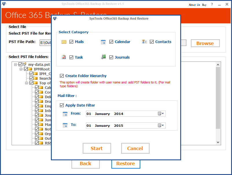 Email Backup in Office 365 - Know More About This