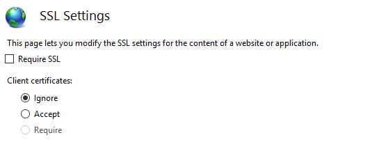 SSL / HTTPS Solutions