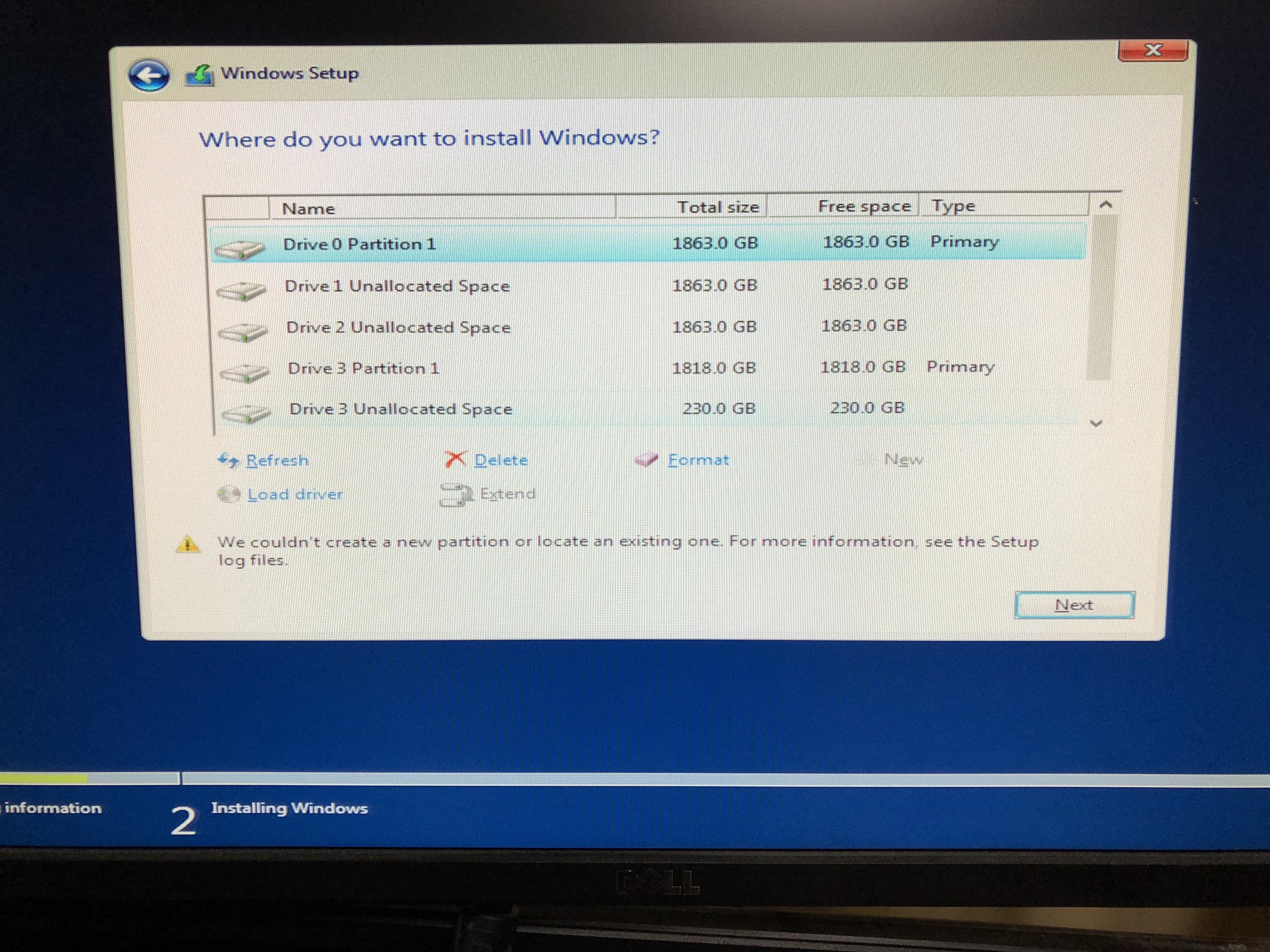 Driver UPDATE: Intel P4000CP Server System EFI