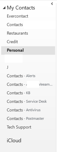 Outlook-contact-groups